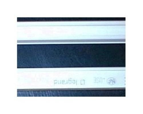 Legrand 030008 Мини-плинтус DLPlus - 20x12,5 мм - 1 отделение - длина 2,1 м - белый