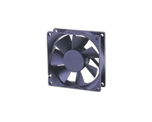 Вентилятор Gembird для корпуса 80x80x25mm, широкий разъем 4pin 8025K/FANCASE-4