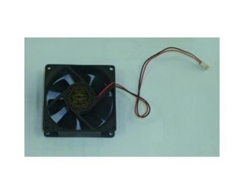 Вентилятор Gembird 80x80x25, втулка, pin, провод 30 см