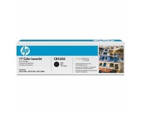 HP CB540A Картридж ,Black