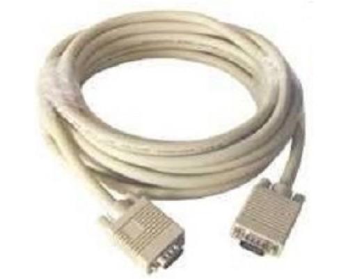 Кабель Gembird/Cablexpert CC-PPVGA-6, Premium ,15M/15M,1.8м, тройной экран, феррит.кольца, пакет