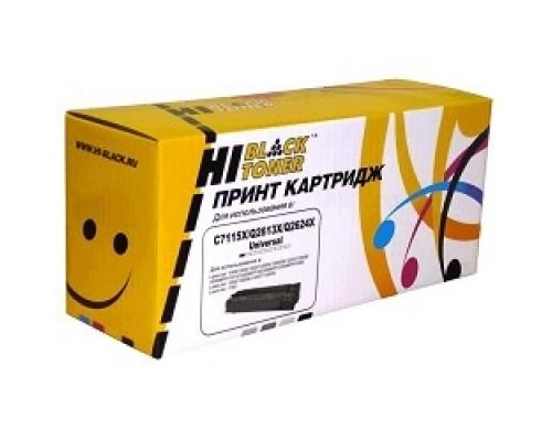 Расходные материалы Hi-Black C7115A/Q2613A/Q2624A Картридж для HP LJ 1200/1300/1150 Univ чипом, 2500 стр.