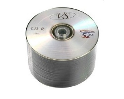 и VS CD-R 80 52x Bulk/50