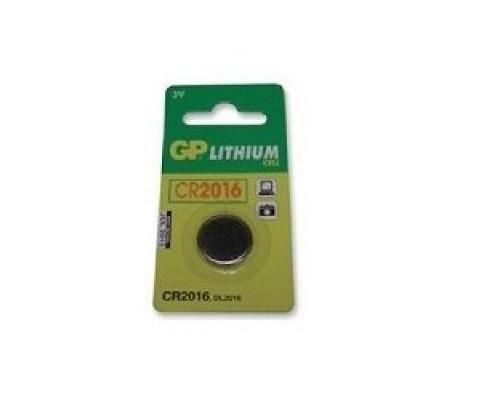 GP CR2016-7CR1 10/100/900 (1 шт. в уп-ке)