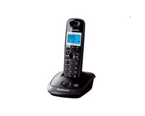 Panasonic KX-TG2521RUT (титан) АОН, Caller ID,спикерфон,голосовой АОН,полифония,цифровой автоответчик