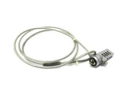 CBR CL-05 Тросик для ноутбука CL-05, Kensington Lock, кодовый замок., 1м, RTL,00000000175