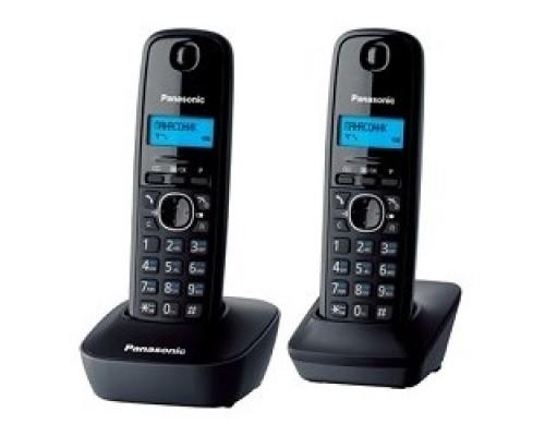 Panasonic KX-TG1612RUH (серый)