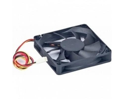 Вентилятор 60x60x25, втулка, 3pin, провод 25см D6025SM-3