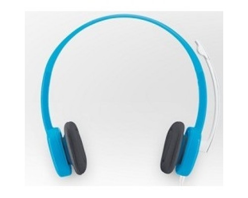 Logitech Stereo Headset (Borg) H150 981-000368 Blue