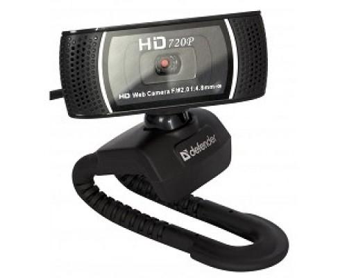 Defender G-lens 2597 63197 2МП, автофокус, слеж за лицом, HD 720R