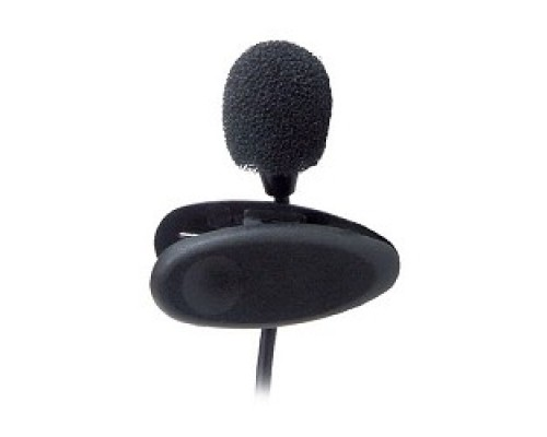 RITMIX RCM-101 Лёгкий петличный микрофон Ritmix RCM-101 с внешним питанием. Подходит для диктофонов, имеющих электрическое питание на гнезде микрофонного входа (Plug in Power).Длина кабеля: 1,2 м