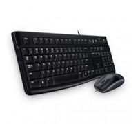 920-002561(40/52) Logitech + мышь Desktop MK120 USB