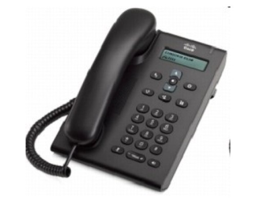 CP-3905= Cisco Unified SIP Phone 3905, Charcoal, Standard handset