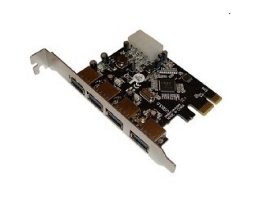 ORIENT VA-3U4PE RTL PCI Express card USB 3.0 4 порта