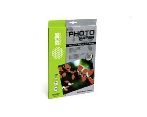 Бумага CACTUS GA423020 Фотобумага CS-GA423020 глянцевая , А4, г/м2,20 листов