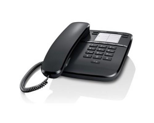 Gigaset DA310 (IM) Black. Телефон проводной (черный)