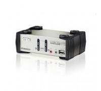 ATEN CS1732B((F)-A7-G) переключатель 2 Port USB2.0 KVMP Switch with OSD