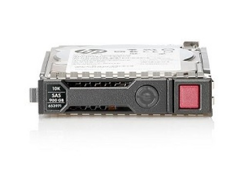 HP 300GB 6G SAS 10K rpm SFF (2.5-inch) SC Enterprise Hard Drive (652564-B21 / 653955-001(B))