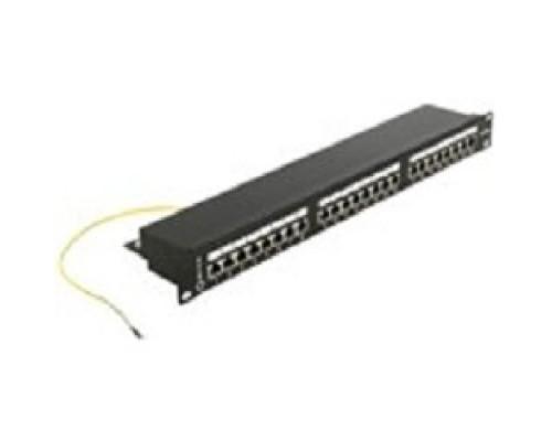 Монтажное оборудование 5bites LY-PP5-30 Патч-панель FTP 5e кат., 24 порта, Krone IDC 19