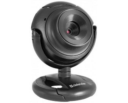 Defender Веб-камера C-2525HD 2 МП, кнопка фото 63252
