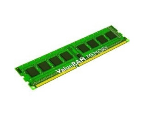 Kingston DDR3 8GB (PC3-12800) 1600MHz KVR16R11D4/8 ECC Reg CL11 DRx4