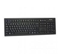A-4Tech KR-85 black USB, проводная, 104 клавиши 570125