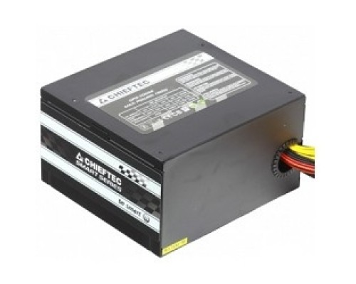 Chieftec 700W RTL GPS-700A8 ATX-12V V.2.3 PSU with 12 cm fan, Active PFC, fficiency >80% with power cord 230V only