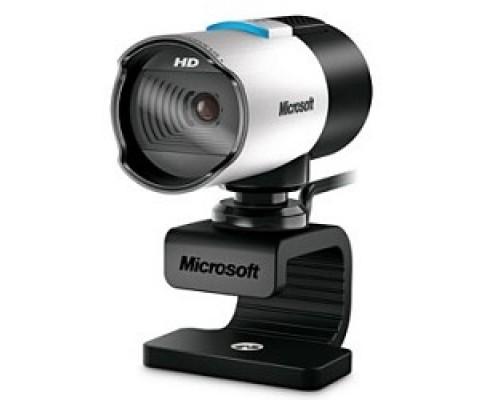 Microsoft LifeCam Studio USB 2.0, Full HD1080 p, 8Mpix foto, автофокус, Mic, Black/Silver Q2F-00018