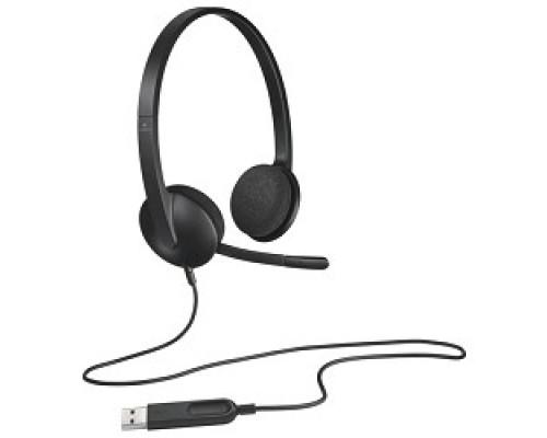 Logitech Headset H340 USB 981-000475