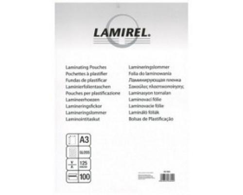Lamirel для ламинирования LA-7865901 (А3, 125мкм, 100 шт.)