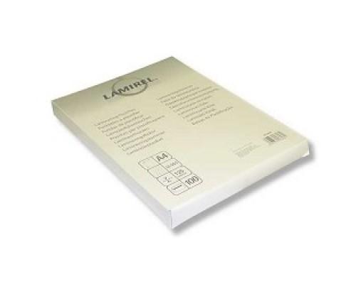 Lamirel для ламинирования LA-7866001 (А4, 125мкм, 100 шт.)