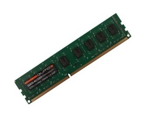 Модуль памяти QUMO DDR3 DIMM 4GB