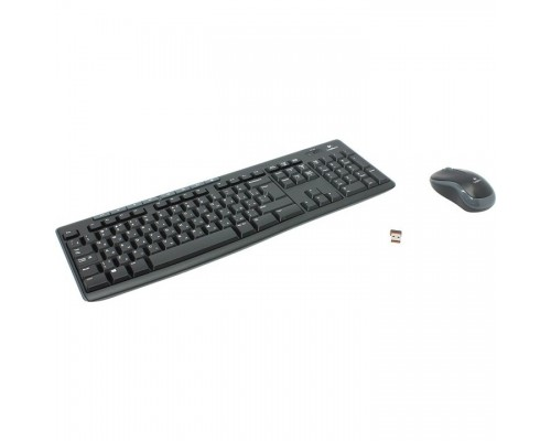 Клавиатура 920-004518 Logitech Wireless Combo MK270