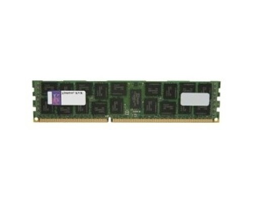Kingston DDR3 DIMM 16GB KVR16LR11D4/16 PC3-12800, 1600MHz, ECC Reg, CL11, DRx4, 1.35V, w/TS