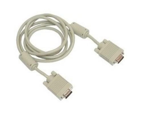 Gembird/Cablexpert CC-PVGA-6, VGA Pro, 1.8м, 15M/15M, экран, феррит. кольца