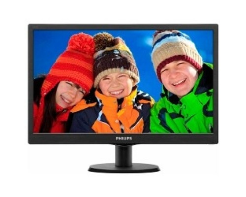 LCD PHILIPS 18.5 193V5LSB2 (10/62) черный