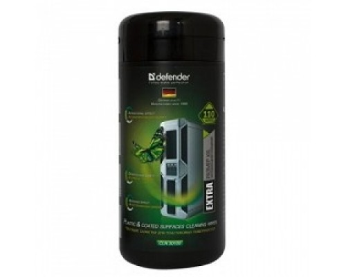 DEFENDER CLN 30300 Салфетки для поверхностей, 100шт. 30300