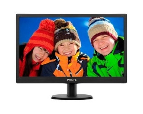 LCD PHILIPS 19,5 203V5LSB26(10/62) черный