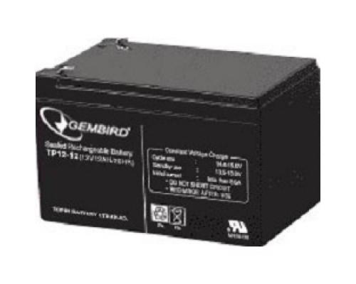 батареи Gembird/Energenie Аккумулятор для Источников Бесперебойного Питания BAT-12V12AH