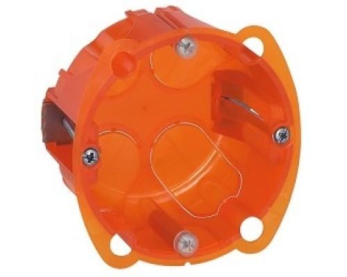 Legrand 080101 Коробка Batibox повышенной прочности, 1 пост, 40мм