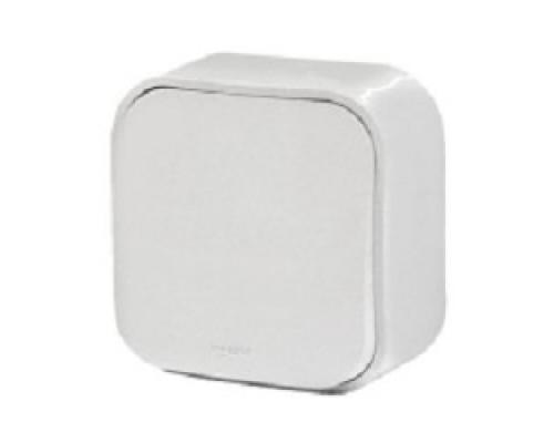 Legrand 782204 Переключатель 10A одноклавишный Quteo (Белый)