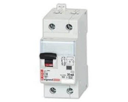 Legrand 411003 Автоматический выключатель дифференциального тока Legrand DX3 20A Тип AC 30mA