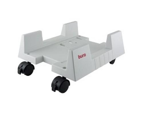 BURO Подставка под системный блок пластмассовая на колёсах (BU-CS3AL)