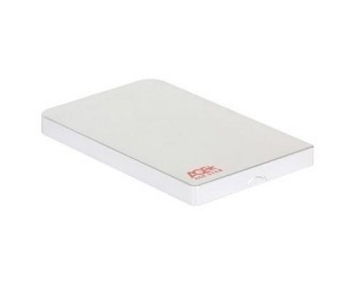 AgeStar 3UB2O1 SILVER Внешний корпус для 2.5 SATA-устройств, 3UB2O1 silver, AgeStar USB3.0, алюминий, серебристый 592011/08304