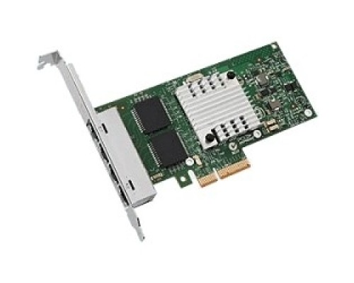 INTEL I350-T4 (OEM) (PCI Express, 4-Ports, 10/100/1000Base-T, 1000Mbps, Gigabit Ethernet) (914243/914223)