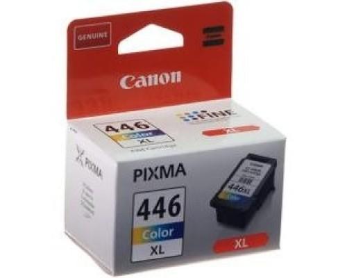 Расходные материалы Canon CL-446XL 8284B001 Картридж для PIXMA MG2440/2540. Цветной, 300 стр.