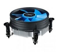 Cooler Deepcool THETA 9 Soc-1150/1155/1156, 3pin, 23dB, Al, 82W, 269g, push-pin, low-profile