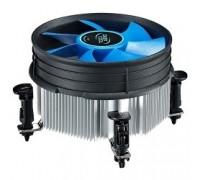 Cooler Deepcool THETA 21 PWM Soc-1150/1155/1156, 4pin, 18-26dB, Al, 95W, 370g, push-pin