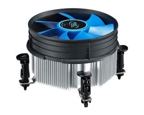 Вентилятор Cooler Deepcool THETA 21 PWM Soc-1150/1155/1156, 4pin, 18-26dB, Al, 95W, 370g, push-pin