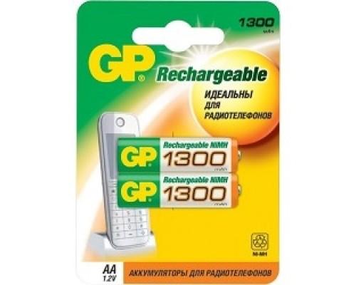 GP 130AAHC-2DECRC2 20/200 (2шт. в уп-ке) аккумулятор